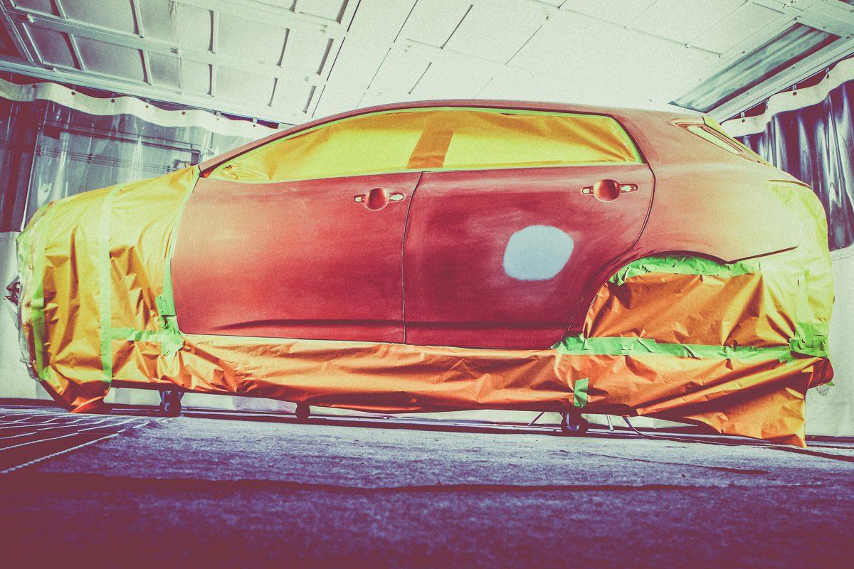 Comandella   Auto lackieren