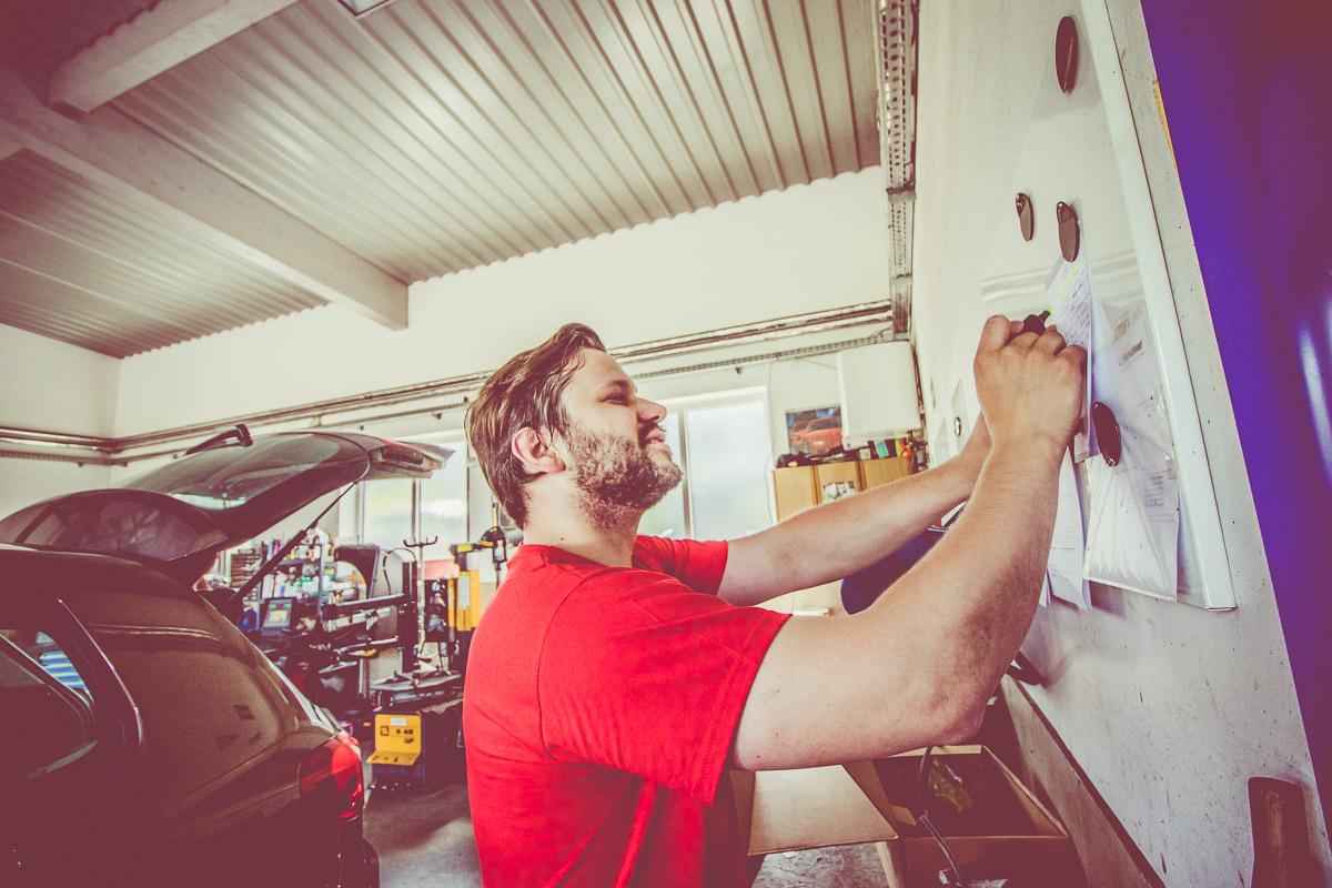 Jahresinspektion Ihres Autos Bei Comandella Bezirk Scheibbs